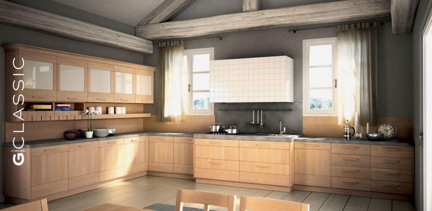 Cucina alpines pellegrino arreda cucine arredamenti for Pellegrino arredamenti