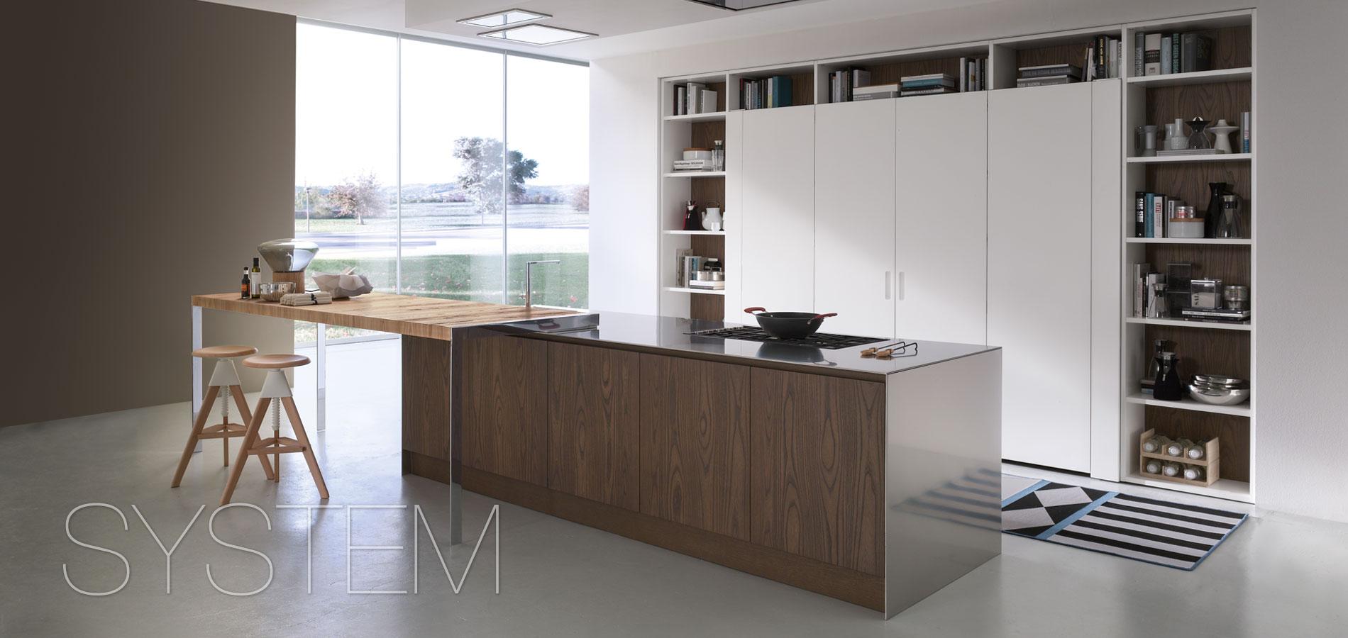 Cucine Moderne Maddaloni.Cucina System Pedini Pellegrino Arreda Cucine