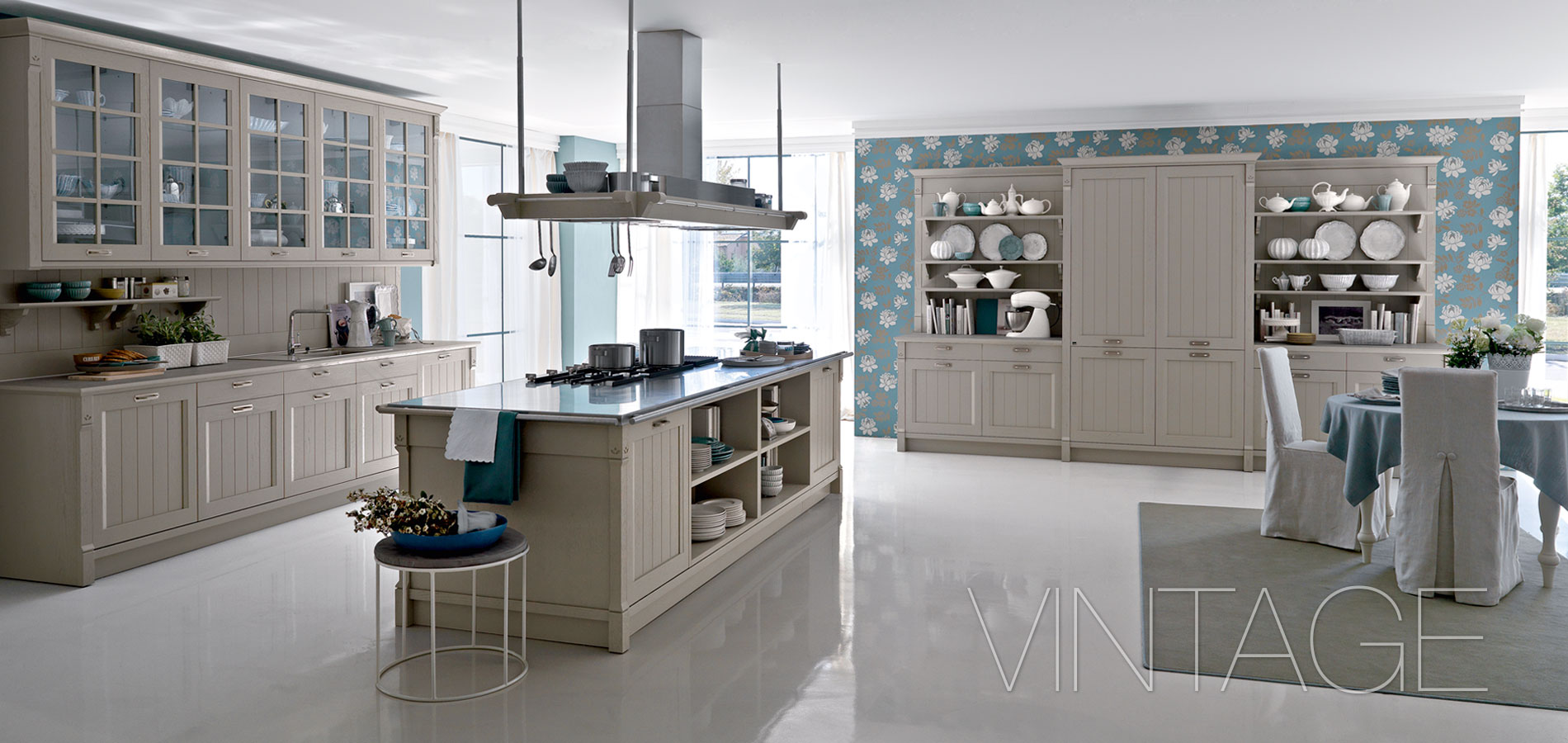 cucina vintage pedini pellegrino arreda cucine. Black Bedroom Furniture Sets. Home Design Ideas