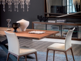 Tavolo e sedie Arcadia